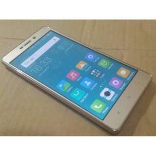Xiaomi Redmi 3 Pro mulus 99% fullset Garansi