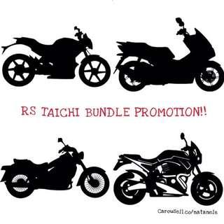 ⚡️PROMOTION⚡️ Rs Taichi Bundle Deal
