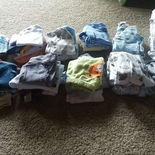Baby Boy Clothing 3-6months
