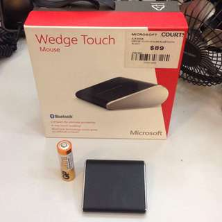 Microsoft Wedge Touch For 45sgd Only!