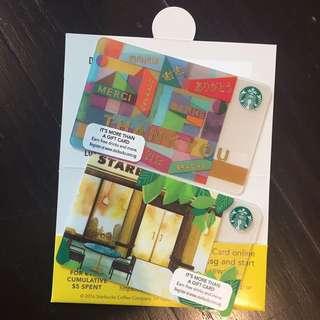 Starbucks Gift Card SGD 20