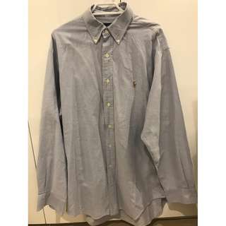 Ralph Lauren Business Shirt Large