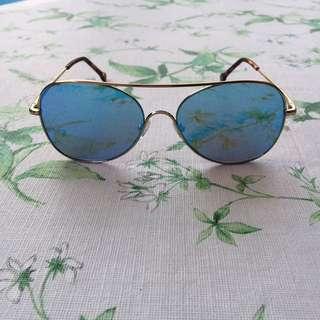 Authentic Dior Reflective Sunglasses