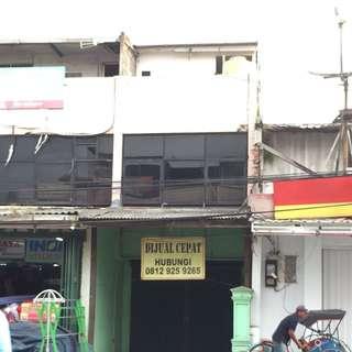 Ruko 3 Lantai Tangerang Perapatan Pasar Malabar