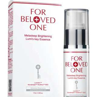 SERUM ~ FOR BELOVED ONE MELASLEEP BRIGHTENING LUMI'S KEY ESSENCE