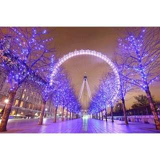 【去哪裡—英國】【全網獨賣-倫敦眼摩天輪(London Eye)】成人標準票只要888元~另有兒童及快速通關票