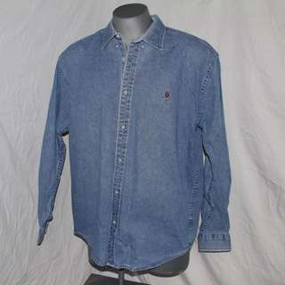 Tommy Hilfiger Denim Button Up