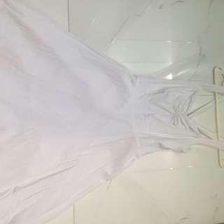 Abercrombie White Dress ORI