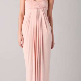 Rachel Pally Fortuna Strapless Dress Size 0