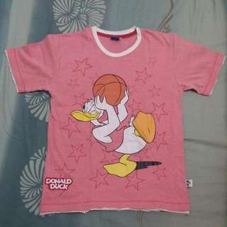 Kaos Anak Donald Duck