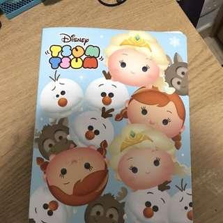Disney Tsum Tsum Frozen 相簿