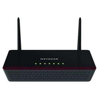 Netgear D6000 AC750 Dual-Band Wi-Fi DSL Modem Router