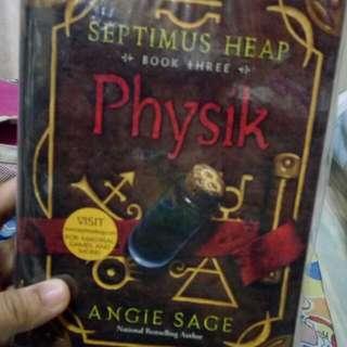 "Septimus heap ""Physik"""