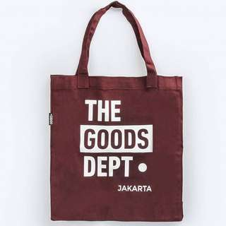 Tote Bag Goods Dept