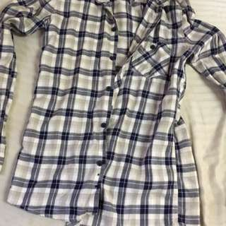 PRELOVED COTTON ON LONG SLEEVES