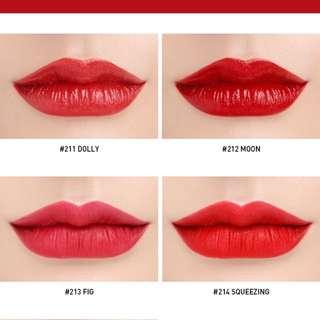 3CE Red Recipe 唇膏 #213