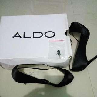 Aldo Scibilia Black No.38