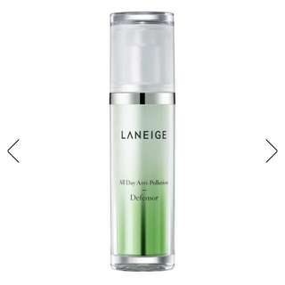 LANEIGE ALL DAY ANTI-POLLUTION DEFENSOR (40ml)