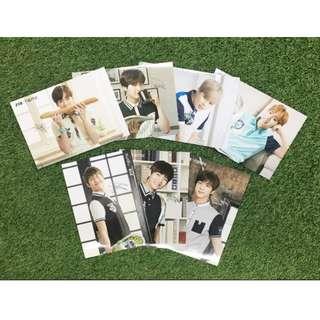 [READY STOCK] BTS Official Smart x BTS Postcards Ver. 2