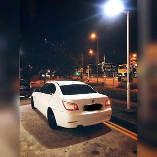 Bmw 523i Xl For Rent