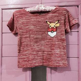 Pokemon's tshirt