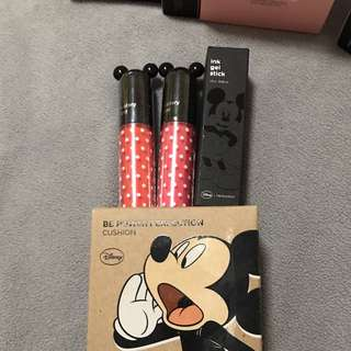 Mickey Mouse X The Face Shop Makeup Collection