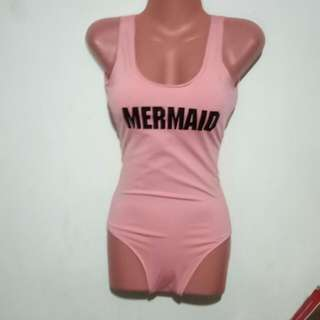Statement Swimsuit (low scoop back)