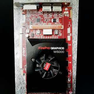 FirePro Graphics W5000