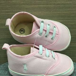 Brand New Baby Polo Style Shoes