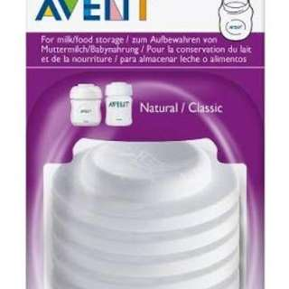 AVENT SEALING DISCS NATURAL/CLASSIC 6PCS IN 1 PACK