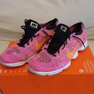 New Nike Flynit Zoom Agility