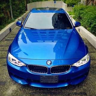 自售 BMW總代理 F32 435M-Sport