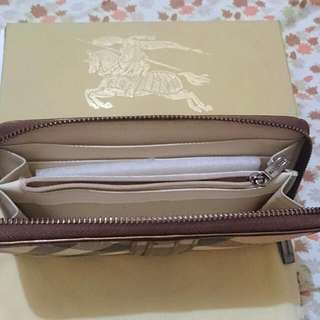 Burberry Authentic Wallet