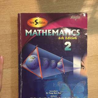 Mathematics 2 Shinglee