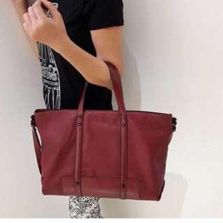 ZARA BASIC BAG ORIGINAL!!!