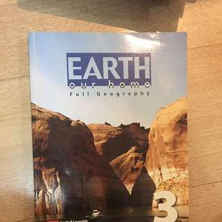 Earth Our Home Full Geography 3