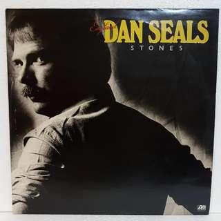 England Dan Seals - Stones Vinyl Record