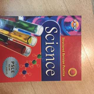 Science PSLE Primary 3-6