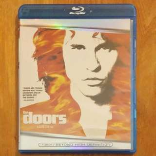 THE DOORS (Blu-Ray)