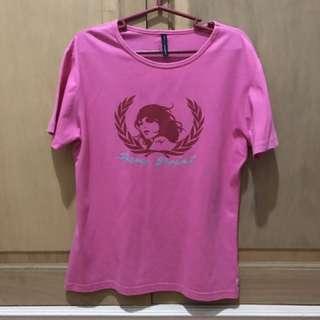 Nafnaf Pink Shirt