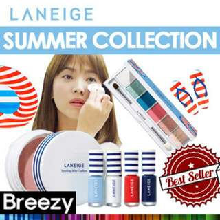 LANEIGE SUMMER COLLECTION EDT SET
