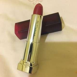 Maybelline The Powder Mattes Lipstick Cherry Chic