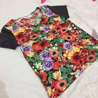 Gaudi Floral Top