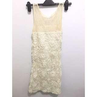 Dress Pesta Chic Simple