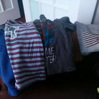 Boys Size 3 Lot