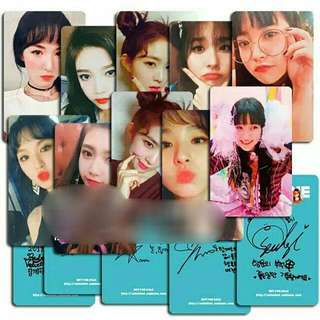 UNOFFICIAL PHOTOCARDS SET