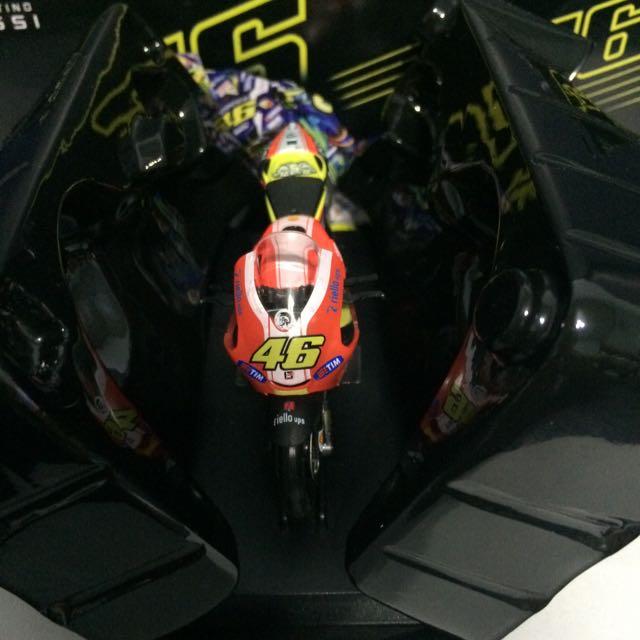 7-11 世界摩托車錦標賽冠軍 模型7號