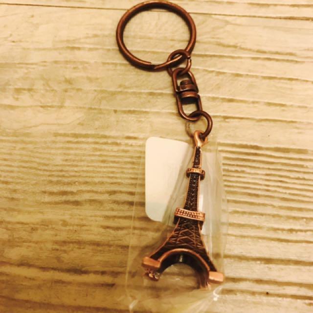 東京鐵塔紀念款鑰匙圈