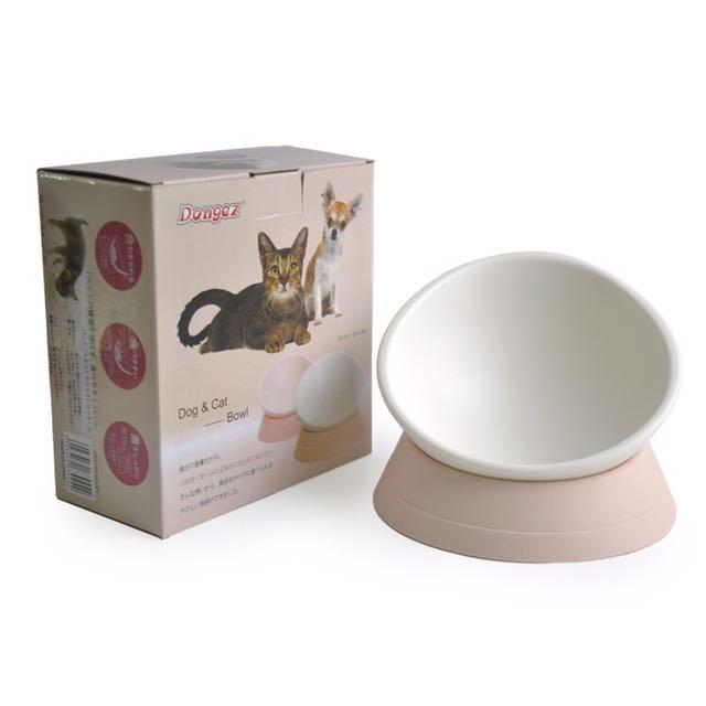 (日本)新款🇯🇵任意角度擺放 貓碗 寵物碗