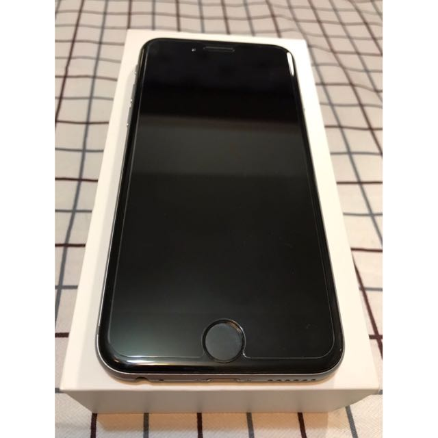 Apple iPhone6 4.7吋 16G 太空灰 非整新 女用機